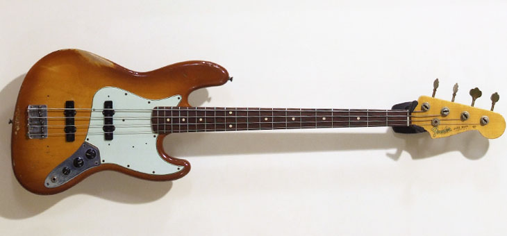 Fender - CS Jazz '64 Heavy Relic used