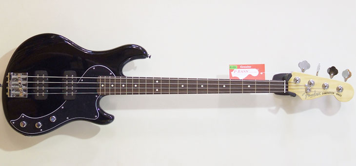 Fender - American Standard Dimension Bass IV HH