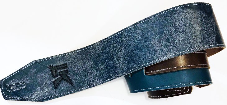 LK Straps - Distressed Teal