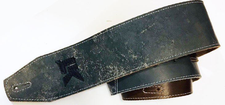 LK Straps - Distressed Gray