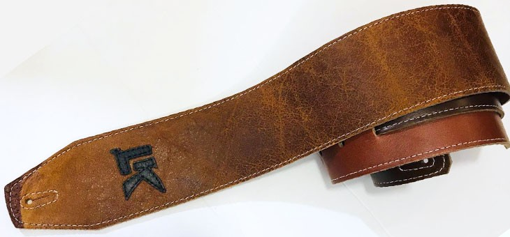 LK Straps - New Old Distressed Brown
