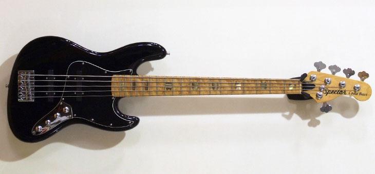 Corde per chitarra acustica 4-string Chitarre ed equipaggiamento Galli G77 BLACK NYLON Acoustic/Electric Bass Tape Wound