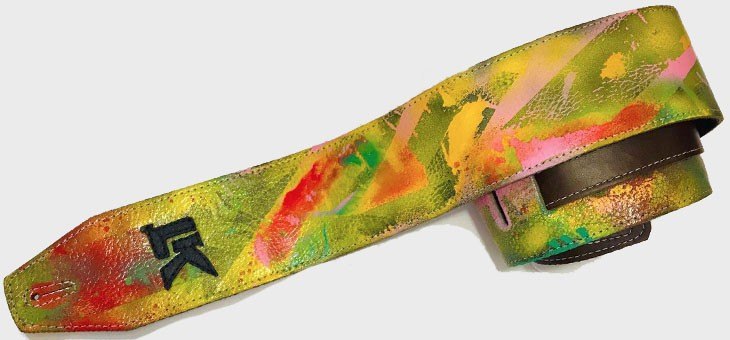 LK Straps - Yellow Green Red