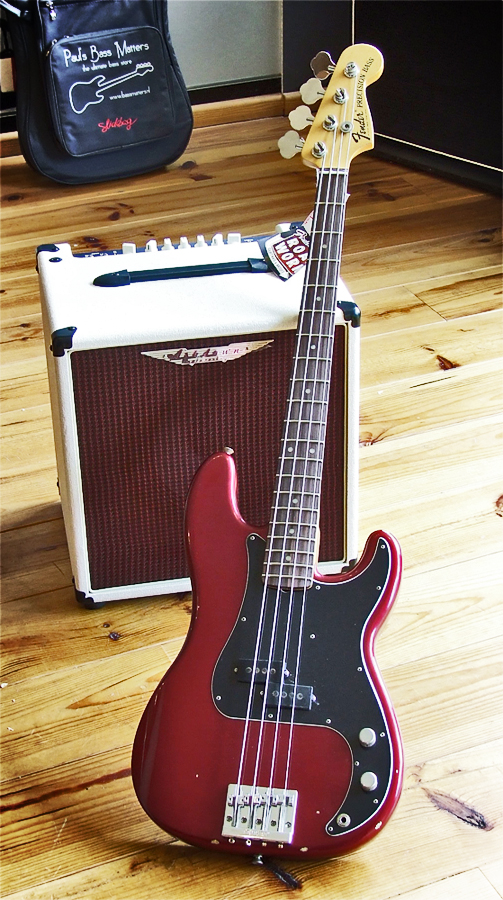 Fender - Nate Mendel P Bass used